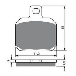 Filtre à Huile pour Quads Kymco Maxxer 450 de 2011 à 2012