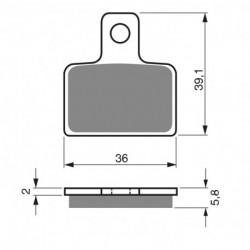 Filtre à Huile pour Quads Kawasaki KAF 450 MULE de 2000 à 2010