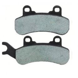 Paire de Plaquettes de frein Avant Pour Gas-Gas FSR 450 Enduro de 2007 à 2011