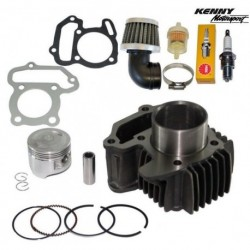 Kit Cylindre piston pour Quads Yamaha Badger 80 YFM de 1985 à 2001