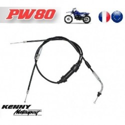 Câble d'accélérateur pour Motos Yamaha PW 80