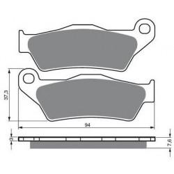 Silencieux echappement pour Motos Yamaha PW 80