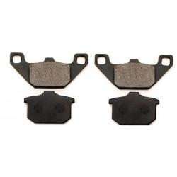 Guidon gris pour Motos Yamaha PW 50