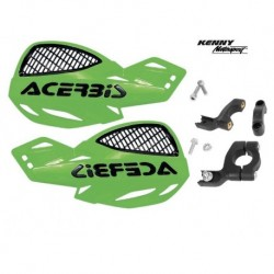 Protection main Air Flit Vert pour Yamaha Honda Suzuki KTM Moto Cross Quad