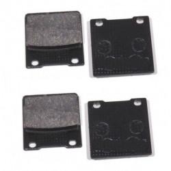 Paires de Plaquettes de frein Avant Pour Husaberg FE 400 S,E de 1999 à 2003