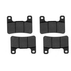 Paires de Plaquettes de frein Avant Pour Suzuki Burgman 125 UH de 2002 à 2006