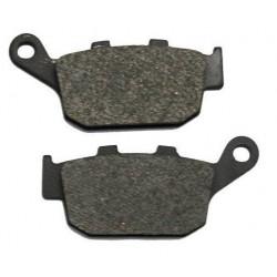 Paires de Plaquettes de frein Avant Pour Kawasaki KX 125  de 1987 à 1988