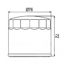 Paires de Plaquettes de frein Arrière Pour Polaris Magnum 325  de 2000 à 2002
