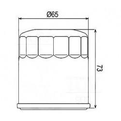 Paires de Plaquettes de frein Arrière Pour Wt motors WT 500 Alaska Quad de 2008 à 2009