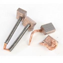 kit réparation démarreur balais pour Quads Kawasaki KLF 250 Bayou de 2003 à 2011