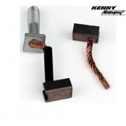 10 Paires de Plaquettes de frein Arrière Pour Kymco Maxxer 450 I de 2010 à 2012