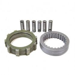 Paires de Plaquettes de frein Arrière Pour Piaggio-Vespa MP3 125  de 2006 à 2011