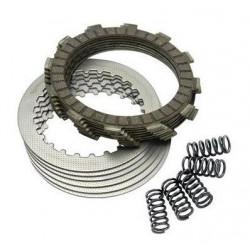 Paires de Plaquettes de frein Arrière Pour Piaggio-Vespa MP3 250 ie lt de 2006 à 2012
