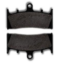 Paires de Plaquettes de frein Avant Pour Aprilia Mojito 50 Custom de 2003 à 2010
