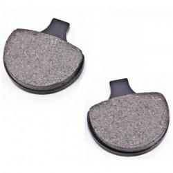Paires de Plaquettes de frein Avant Pour Gas-Gas Pampera 450  de 2005 à 2006