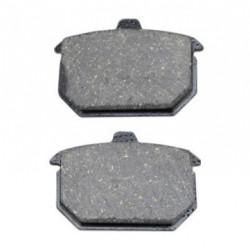 Paires de Plaquettes de frein Avant Pour Peugeot Satelis 125  de 2006 à 2010