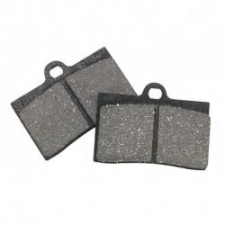 Paires de Plaquettes de frein Avant Pour Keeway F-Act 125  de 2008 à Nc