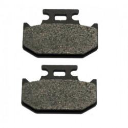 Paires de Plaquettes de frein Avant Pour Kymco Agility 150 R16 de 2008 à 2010
